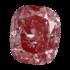 Přírodní červené diamanty