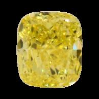 Přírodní žluté diamanty